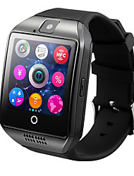 cheap -Smartwatch Q18 for Android Touch Screen / Calories Burned / Pedometers Activity Tracker / Sleep Tracker / Timer / Find My Device / Camera