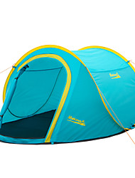 Makino 2 persons Tent Double Camping Tent One Room Pop up tent Waterproof Windproof Rain-Proof Dust Proof Anti-Insect Ultra Light(UL)