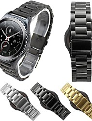 cheap -Superior Stainless Steel Watch Band For Samsung Galaxy Gear S2 Classic