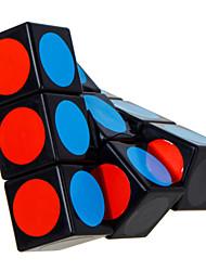 Недорогие -Кубик рубик Кубик кубика / дискеты 1*3*3 Спидкуб Кубики-головоломки головоломка Куб профессиональный уровень Скорость ABS Новый год День