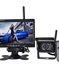cheap -7 Inch Monitor Wireless 170°HD Bus Car Rear View Camera + Bus High-Definition Wide Angle Waterproof CMD Camera