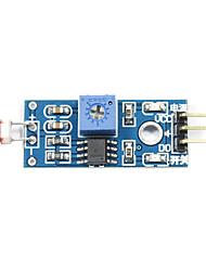 1-way module de capteur de résistance de photo pour Arduino