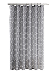 Barroco Polyester High Quality Shower Curtains 72ix72inch(180x180cm)
