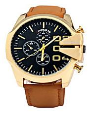 Shiweibao Watches Golden Case Men's Sport waterproof Quartz Watch  men Wristwatch Montres hommes Gift idea Wrist Watch Cool Watch Unique Watch