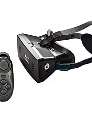 vr virtuali realtà di controllo magnete occhiali 3d per 3,5 ~ 6 smartphone RITech ii + controller Bluetooth