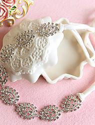 abordables -aleación de diademas para la cabeza del banquete de boda elegante estilo femenino