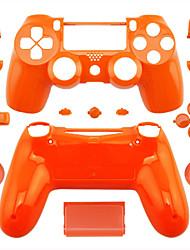 preiswerte -Ersatz-Controller Fall für PS4-Steuerung PS4 Fall (orange / lila / pink)