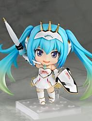 Figuras de Ação Anime Inspirado por Vocaloid Fantasias 10 CM modelo Brinquedos Boneca de Brinquedo