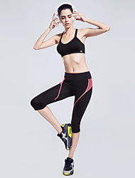 Women's Running Pants Quick Dry Breathable Lightweight Materials Ultra Light Fabric Shorts Pants / Trousers Bottoms for Yoga Exercise &