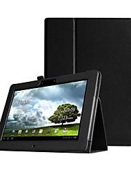 Business-Lederabdeckungsfall für asus Notizblock FHD 10 me301t me302 me302c me302kl 10-Zoll-Tablet-Ständer