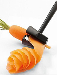 1 Piece Cutter & Slicer For Vegetable / Fruit Plastic Creative Kitchen Gadget / High Quality / Novelty