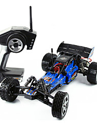 RC Car WL Toys L959 2.4G Off Road Car High Speed Drift Car Buggy 2WD 1:12 Brush Electric KM/H Remote Control Rechargeable Electric
