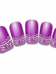 cheap -Nail Art Sticker  Makeup Cosmetic Nail Art Design