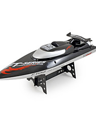 cheap -RC Racing Boat FT012 4CH Brushless Motor Water Cooling High Speed Racing RTR 2.4GHz Upgraded FT009
