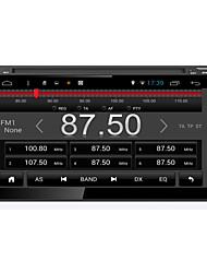 GPS androide 5.0.1 del coche reproductor de DVD para Nissan universal, con 1,6 GHz de cuatro núcleos Contex A9, radio, RDS, wifi, 3g