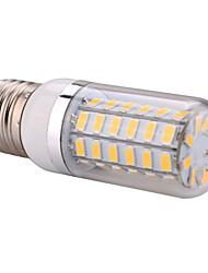 economico -YWXLIGHT® 1200 lm E14 E26/E27 LED a pannocchia T 60 leds SMD 5730 Bianco caldo Luce fredda AC 110-130V CA 220-240 V