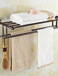 Mensola del bagno / Oro Neoclassico