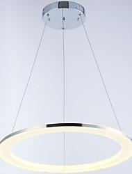 povoljno -Modern / Comtemporary Privjesak Svjetla Ambient Light - Crystal LED, 110-120V 220-240V, Meleg fehér Hladno bijela, Uključen je LED izvor