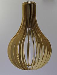 povoljno -Vintage Privjesak Svjetla Uplight - LED, 110-120V 220-240V Bulb not included
