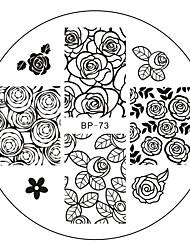 Printing Plate Manicure Plate Transfer Tool BP Series Manicure Printing Plate