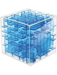 Cube de vitesse lisse Tableau magique Miroir Nouveaux Jouets Vert / Bleu / Jaune Plastique