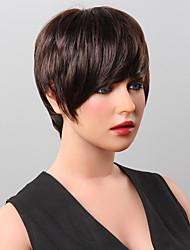 Human Hair Wig  Hair Short Wig 15 Colors to Choose