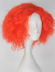 cheap -Fairytale Cosplay Wigs Movie Cosplay Red Orange Wig Halloween New Year