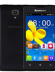 "Lenovo A396 4.0 "" Android 2.3 Smartphone 3G (Single SIM Quad Core 2 MP 256MB + 512MB Noir / Rose / Blanc)"