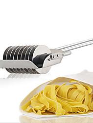 Недорогие -лапша решетка ролик докер тесто тестер макароны из нержавеющей стали спагетти чеснок пресс