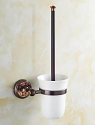 Suporte para Escova de Banheiro Gadget de Banheiro / Dourado Neoclássico