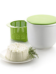 cheap -Microwave Plastic Healthy Cheese Maker For Making Fresh Cheese Packing