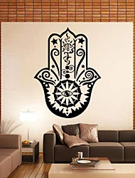 cheap -Fashion History Shapes Words & Quotes Vintage Wall Stickers Plane Wall Stickers Decorative Wall Stickers, PVC Home Decoration Wall Decal