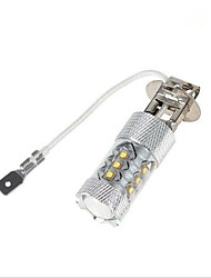 cheap -1200 lm H6 H8 1157 H1 H3 1156 H4 H7 Decoration Light 14 leds High Power LED Cold White DC 24V DC 12V