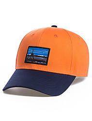 economico -Cappello Morbido Per uomo Bianco Cotone / Nylon / Tessuto sinteticoCampeggio e hiking / Caccia / Pesca / Scalate / Esercizi di fitness /