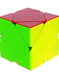cheap -Rubik's Cube QI YI Alien Skewb Cube Smooth Speed Cube Magic Cube Puzzle Cube Professional Level Speed Square New Year Children's Day Gift