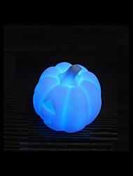 Creative Color-Changing Colorful Pumpkin LED Night Light Halloween Decorations