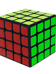 preiswerte -Zauberwürfel 4*4*4 Glatte Geschwindigkeits-Würfel Magische Würfel Puzzle-Würfel Profi Level Geschwindigkeit ABS Quadratisch Silvester