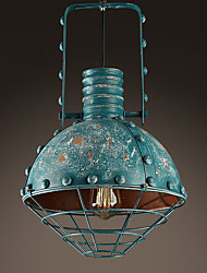 Loft Industrial Style Retro Clothing Store Cafe Bar Chandelier Creative Restaurant Lights Aisle Lron