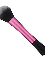 cheap -1pcs Foundation Brush Professional Eyeshadow Powder Blush Foundation Brush Cosmetic Brush Makeup Tool