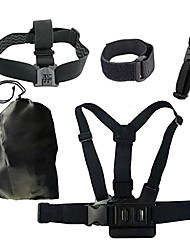 Chest Harness Front Mounting Case/Bags Straps Wrist Strap Mount / Holder 147-Action Camera,All Gopro Xiaomi Camera Gopro 5 TOSHIBA