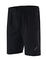 cheap -Arsuxeo Men's Running Shorts Quick Dry Breathable Soft Lightweight Materials Reflective Strips Reduces Chafing Shorts Bottoms Yoga