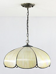 cheap -Tiffany Bowl Pendant Light Downlight - Mini Style, 110-120V 220-240V Bulb Not Included