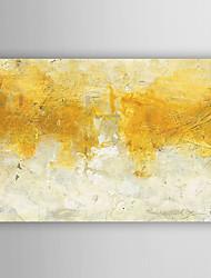ručně malované olejomalba abstraktní zlaté akvarel s nataženém rámem 7 stěny arts®