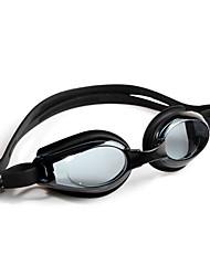 Недорогие -No плавательные очки Универсальные Регулируемый размер / Фиксирующий шнурок Полиуретан Поликарбонат черный / синий черный / синий