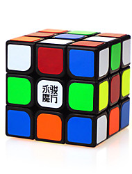 cheap -Rubik's Cube YongJun 3*3*3 Smooth Speed Cube Magic Cube Puzzle Cube Professional Level Speed ABS Square New Year Children's Day Gift