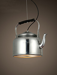 Northern Europe vintage Industry originality kettle pendant lights peculiar lamp light Fixture