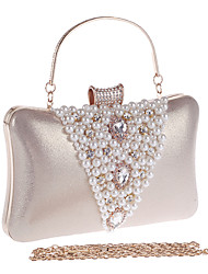 cheap -Women Bags Acrylic Evening Bag Imitation Pearl for Wedding Event/Party Shopping Formal Office & Career Winter Spring Summer Fall All