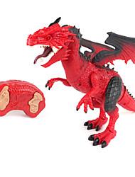 Недорогие -юрского мир королева пульт дистанционного управления модель динозавр набор с Чаризард заряда животных игрушки