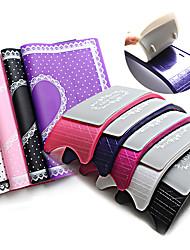 baratos -1set abc silicone pad acrílico mão travesseiro com limpeza destacável de alta qualidade manicure mão travesseiro opções de cores 5