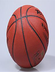 Basket-ball Balles de tennis Etanche / Haute élasticité / Durable Intérieur / Extérieur / Utilisation / Exercice PolyuréthaneHommes /